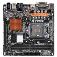 ASRock H110M-ITX/ac Intel H110 搭載 LGA1151対応 Mini-ITXマザーボード:九州・博多・天神近辺でPCをパーツ買うならツクモ福岡店!