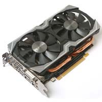 GeForce GTX 1060 6GB AMP Edition (ZTGTX1060-GD5AMP/ZT-P10600B-10M) ※新生活応援セール! 《送料無料》