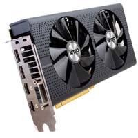 SA-RX480-8GD5NOC001(11260-01-20G) Radeon RX 480搭載ビデオカード