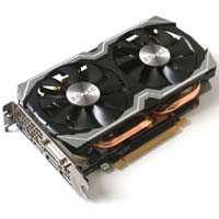 GeForce GTX 1070 Mini 8GB (ZTGTX1070-8GD5MINI01/ZT-P10700K-10M) 《送料無料》