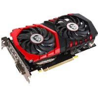GeForce GTX 1050 Ti GAMING X 4G 《送料無料》