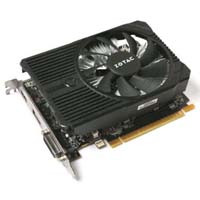 GeForce GTX 1050 Ti 4GB Mini (ZTGTX1050TI-4GD5MINI001/ZT-P10510A-10L) ※パワーアップSALE! 《送料無料》