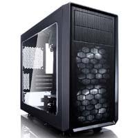 Fractal Design  Focus G Mini Black Window FD-CA-FOCUS-MINI-BK-W