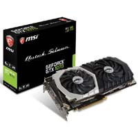 GeForce GTX 1070 Quick Silver 8G OC 《送料無料》