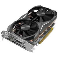 Geforce GTX 1080 Mini 8GB (ZTGTX1080-8GD5XMINI/ZT-P10800H-10P)  GTX1080搭載ビデオカード!
