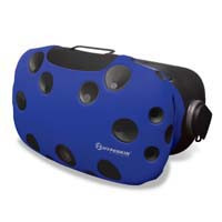 Gelshell Head Mounted Display Silicone Skin for HTC VIVE (Blue) M07200-BU