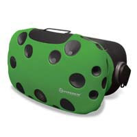 Hyperkin Gelshell Head Mounted Display Silicone Skin for HTC VIVE (Green) M07200-GN VIVEに対応したVRヘッドマウントディスプレイ用のシリコン保護ケース:九州・博多・天神近辺でPCをパーツ買うならツクモ福岡店!