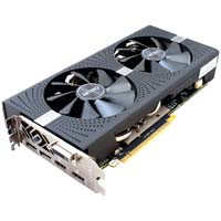 NITRO+ RADEON RX 570 4G GDDR5 (SA-RX570-4GD5N+001/11266-14-20G)  Radeon RX 570搭載 PCI Express x16(3.0)対応 グラフィックボード