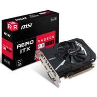 Radeon RX 550 AERO ITX 2G OC 《送料無料》