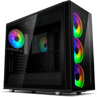 Define S2 Vision RGB FD-CA-DEF-S2V-RGB-BKO-TGD ※ウィンターボーナスSALE! 《送料無料》