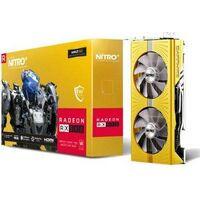 NITRO+ RADEON RX 590 8G GDDR5 OC W/BP (UEFI) AMD 50TH ANNIVERSARY EDITION (SA-RX590-8GD5N+50TH/11289-07-20G) ※パワーアップSALE! 《送料無料》