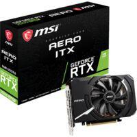 MSI GeForce RTX 2060 SUPER AERO ITX GeForce RTX 2060 SUPER搭載 PCI Express x16(3.0)対応 グラフィックボード:関西・大阪・なんば・日本橋近辺でPCをパーツ買うならTSUKUMO BTO Lab. ―NAMBA― ツクモなんば店!
