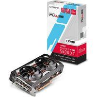 SAPPHIRE PULSE RADEON RX 5600 XT 6G GDDR6 HDMI RADEON RX 5600XT搭載 PCI Express4.0 x16対応ビデオカード