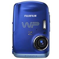【クリックで詳細表示】1000万画素 デジタルカメラ FinePix FXZ33WPBL 《送料無料》