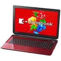 Dynabook T45/33 M PT45 33MSXR ( モデナレッド )