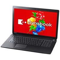 Dynabook T57/43 M PT57-43MSXB (black)