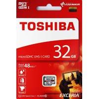 EXCERIA microSDHC 32GB(THN-M301R0320A4) 32GB microSDHCカード!