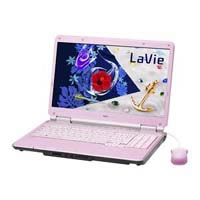 【クリックでお店のこの商品のページへ】LaVie L LL758/AS01P PC-LL758AS01P (スパークリングリッチピンク) 《送料無料》