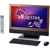 【クリックで詳細表示】VALUESTAR W VW770/FS6C PC-VW770FS6C (ハニーブラウン) 《送料無料》