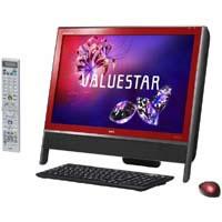 【クリックで詳細表示】VALUESTAR N VN770/FS6R PC-VN770FS6R (クランベリーレッド) 《送料無料》