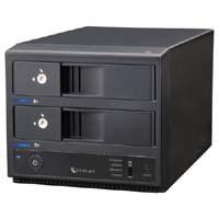 センチュリー 裸族の二世帯住宅 USB3.0&eSATA SATA6G(CRNS35EU3S6G)