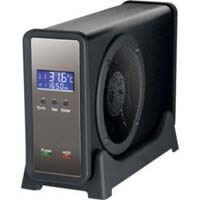 センチュリー  三代目冷やし系HDD検温番 SATA6G (ブラック) CLS35EU3BKF6G