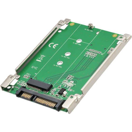 センチュリー 裸族のインナー for M.2 (CRIN25M2) M.2(NGFF)SSDを7mm厚2.5インチSATA HDDサイズに変換可能なアダプター:九州・博多・天神近辺でPCをパーツ買うならツクモ福岡店!