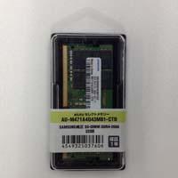aiuto AU-M471A4G43MB1-CTD aiuto セレクトメモリー DDR4-2666 ノート用メモリ 260pin SO-DIMM 16GB 2枚組:関西・大阪・なんば・日本橋近辺でPCをパーツ買うならTSUKUMO BTO Lab. ―NAMBA― ツクモなんば店!