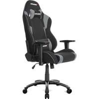 AKRacing Wolf Gaming Chair  (Grey) WOLF-GREY AKRacing Wolf ゲーミング・オフィスチェア:関西・大阪・なんば・日本橋近辺でPCをパーツ買うならツクモ日本橋!