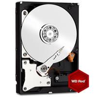 WD40EFRX-RT2 WD Red NASシステム向けに設計されたHDD 1.33TBプラッタ採用