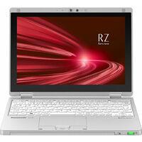 Panasonic パナソニック 【展示品のみ・梱包済み】CF-RZ8HDEQR Let's note RZ8 [ 10.1型 タッチパネル / WUXGA / i5-8200Y / 8GB RAM / 256GB SSD / Windows 10 Pro / MS Office H&B / シルバー ] 10.1型タッチパネル搭載 軽量・750g モバイルノートPC:関西・大阪・なんば・日本橋近辺でPCをパーツ買うならツクモ日本橋!