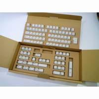 REALFORCE 108専用 キートップセット(白) SA0100KT1