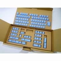 REALFORCE 108専用 キートップセット(スカイブルー) SA0100KT2