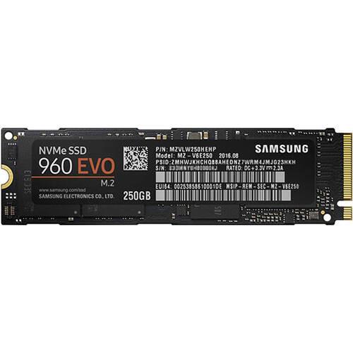 SAMSUNG 960 EVO M.2 MZ-V6E250B/IT M.2 (Type 2280) 256GB SSD:九州・博多・天神近辺でPCをパーツ買うならツクモ福岡店!