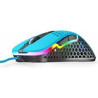 Xtrfy M4 RGB XG-M4-RGB-BLUE 軽量69g eスポーツ向け右手用 エルゴノミック ゲーミングマウス:関西・大阪・なんば・日本橋近辺でPCをパーツ買うならTSUKUMO BTO Lab. ―NAMBA― ツクモなんば店!