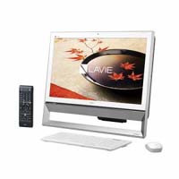 LAVIE Desk All-in-one DA370/CAW PC-DA370CAW (ファインホワイト) 《送料無料》