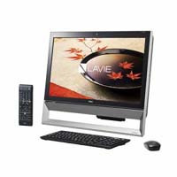 LAVIE Desk All-in-one DA370/CAB PC-DA370CAB (ファインブラック) 《送料無料》