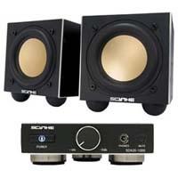 【クリックで詳細表示】Kro Craft mini Speaker PLUS (SCKCM-1000P-B) ブラック 《送料無料》