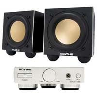【クリックで詳細表示】Kro Craft mini Speaker PLUS (SCKCM-1000P-S) シルバー 《送料無料》