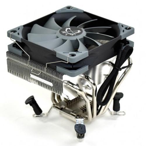超天(SCCT-1000) 6mm経x6本のヒートパイプ搭載のトップフロー型で大人気のCPUクーラー!