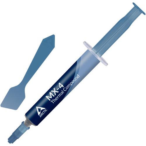 Arctic MX4 4g with Spatula MX4-4G-WS 熱伝導グリス 4g(ヘラ付):関西・大阪・なんば・日本橋近辺でPCをパーツ買うならツクモ日本橋!