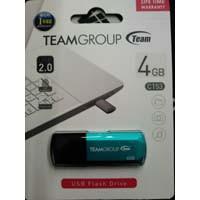 Team U2004GC153LTG USB 2.0対応 4GB Blueカラー USBフラッシュメモリ:九州・博多・天神近辺でPCをパーツ買うならツクモ福岡店!