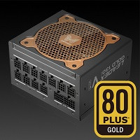 SUPER FLOWER LEADEX V Gold PRO 1000W SF-1000F14TG V2.0 80PLUS GOLD認定取得 フルモジュラー接続PC電源:関西・大阪・なんば・日本橋近辺でPCをパーツ買うならツクモ日本橋!