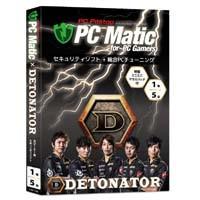 その他 PC Matic DeToNatorコラボレーションパッケージ DeToNatorコラボレーションパッケージ PC Maticライセンス:1年5台:九州・博多・天神近辺でPCをパーツ買うならツクモ福岡店!