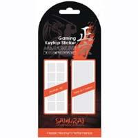 Gaming Keytop Sticker SAMURAI 正宗 SK10SK キートップ用 グリップステッカー MASAMUNE