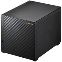 AS1004T Marvell ARMADA-385 1GHz (Dual-Core) 搭載 4ベイ NAS サーバー