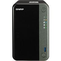 QNAP キューナップ TS-253D-4G [NASケース・NASキット(HDD無し) / 2ベイ / 2.5GbE対応 / TS-x53Dシリーズ / 国内正規代理店品] Intel Celeron J4125クアッドコア・4GBメモリ・2.5GbE 搭載NASキット:博多・福岡・九州近辺でPCをパーツ買うならツクモ博多店!