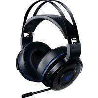 Thresher 7.1 (RZ04-02230100-R3M1) Dolby Headphone + 7.1 サラウンドサウンド PS4対応のワイヤレスヘッドセット