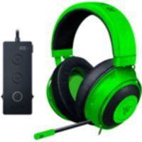 Razer Kraken Tournament Edition Green RZ04-02051100-R3M1 THX Spatial Audio を採用したゲーミングヘッドセット:九州・博多・天神近辺でPCをパーツ買うならツクモ福岡店!