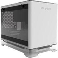 InWin A1White-RGB 600W電源搭載 トップパネルにワイヤレス充電ステーションを内蔵するMini-ITXケース:九州・博多・天神近辺でPCをパーツ買うならツクモ福岡店!